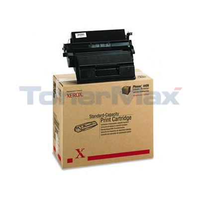 XEROX PHASER 4400 PRINT CART BLACK 10K